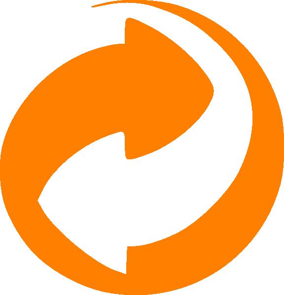 free clipart circular arrow - photo #6