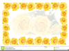 Free Bunch Of Roses Clipart Image