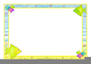 Beach Clipart Borders Image