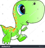 Animated Dinosaurs Clipart Image