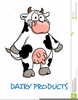 Dairy Cows Clipart Image