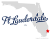 Map Of Ft Lauderdale Fl Image