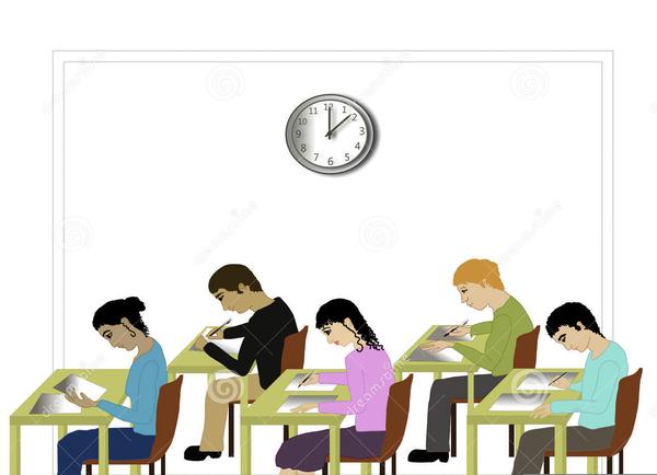 Essay writers test