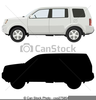 Suv Vector Clipart Image