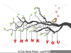 Free Clipart Thank You Sign Image