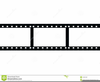 Royalty Free Film Strip Clipart Image