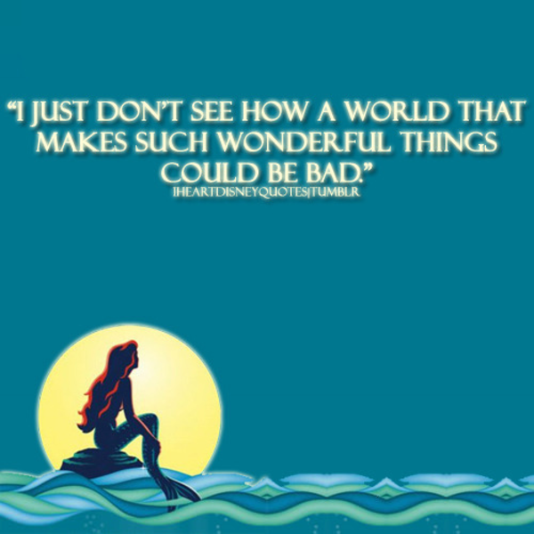 Little Mermaid Quotes | Free Images at Clker.com - vector ...