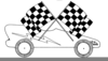 Cub Scout Pinewood Derby Clipart Image