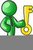 Clipart Com Password Image