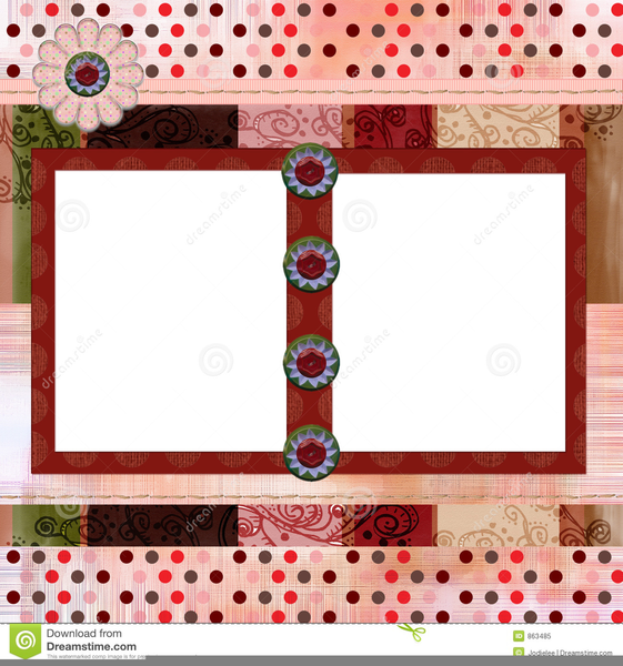 Free Scrapbooking Clipart Templates Free Images At Clker Com Vector Clip Art Online Royalty Free Public Domain