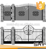 School Fence Design Image