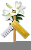 St Joseph The Carpenter Clipart Image
