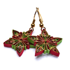 Quilling Ornaments Earrings Image