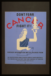 Don T Fear Cancer Fight It!  / Jr. Image