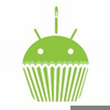 Android Cupcake Update Image