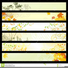 Free Autunm Clipart Banners Image