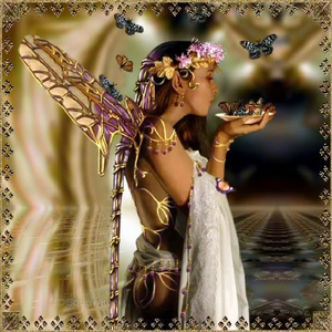 Butterfly Angel Image