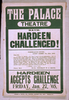 Hardeen Challenged! ... Hardeen Accepts Challenge, Friday, Jan. 17,  05 Image