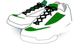 8d491d7bb50 Tms Cheer Shoes Clip Art at Clker.com - vector clip art online ...