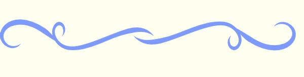 Big Blue Divider Clip Art Vector Clip Art Online Royalty Free