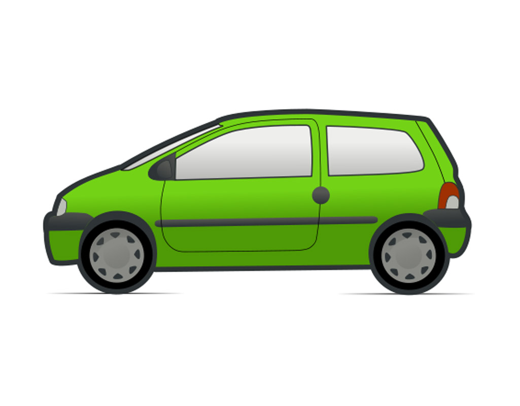 Green Car From Cars: Free Images At Clker.com - Vector Clip Art