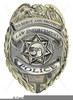 Clipart Law Enforcement Badges Image
