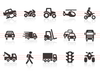 0056 Transport Icons Image