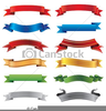 Stars And Banners Clipart Image