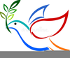 Free Holy Spirit Dove Clipart Image