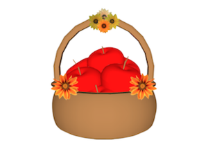 Apple Basket Image