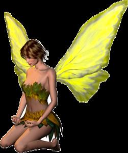 Free Fantasy Fairy Art