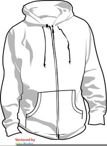 Free Hooded Sweatshirt Clipart | Free Images at Clker.com ...