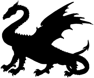 Dragon royalty free. Clipart welsh images at