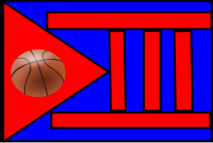 Flag, Country, Basketball Clip Art