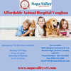 Experienced Veterinary Clinic Vaughan Napa Valley Vet Image