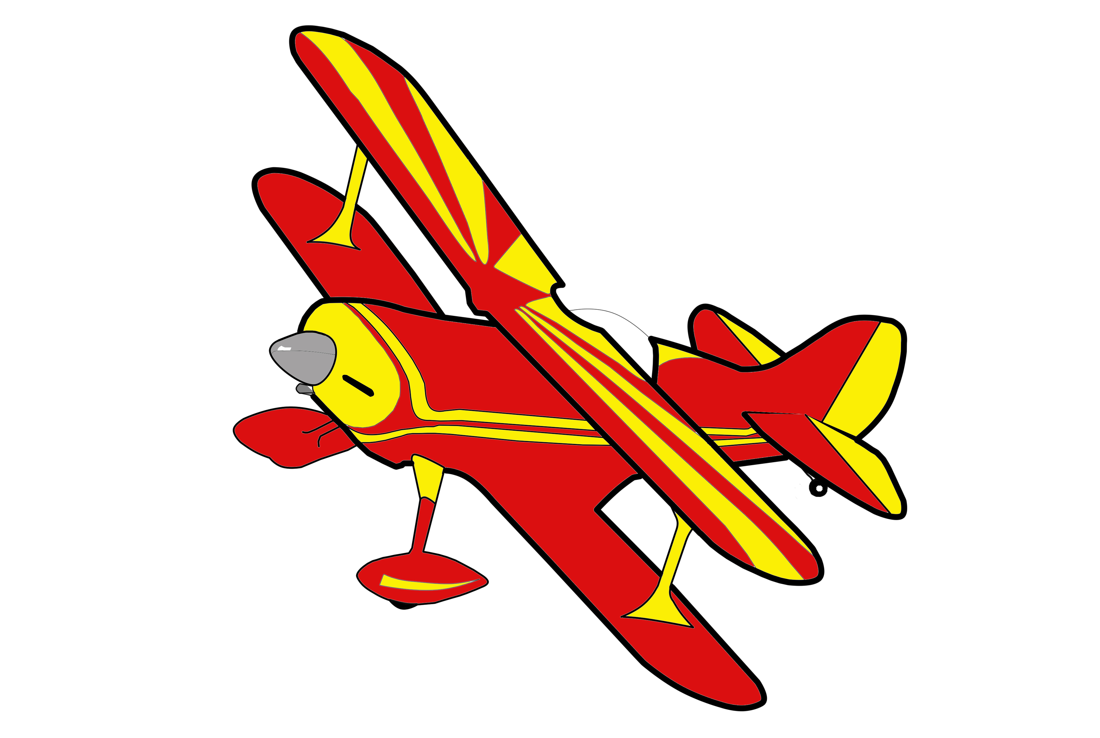 red biplane free images at clker com vector clip art airplane clipart powerpoint airplane clipart powerpoint