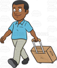Luggage Clipart Image