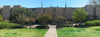 School Panoramic For Vector Image
