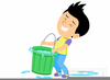 Free Clipart Bucket Of Water Image