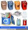 Recycle Bin Clipart Free Image