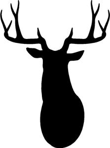 Head silhouette Royalty Free Vector Image - VectorStock