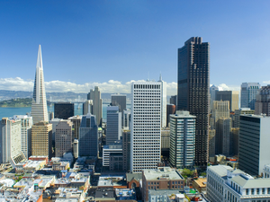 San Francisco Skyline Image