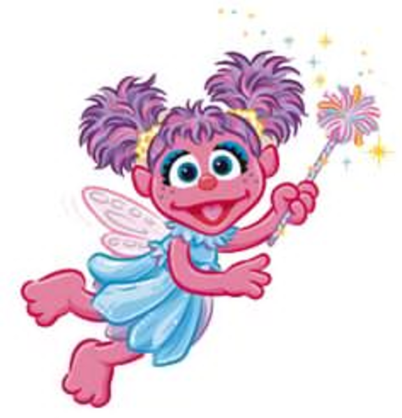 It is a picture of Bright Abby Cadabby Clipart