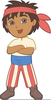 Go Diego Go And Free Clipart Image