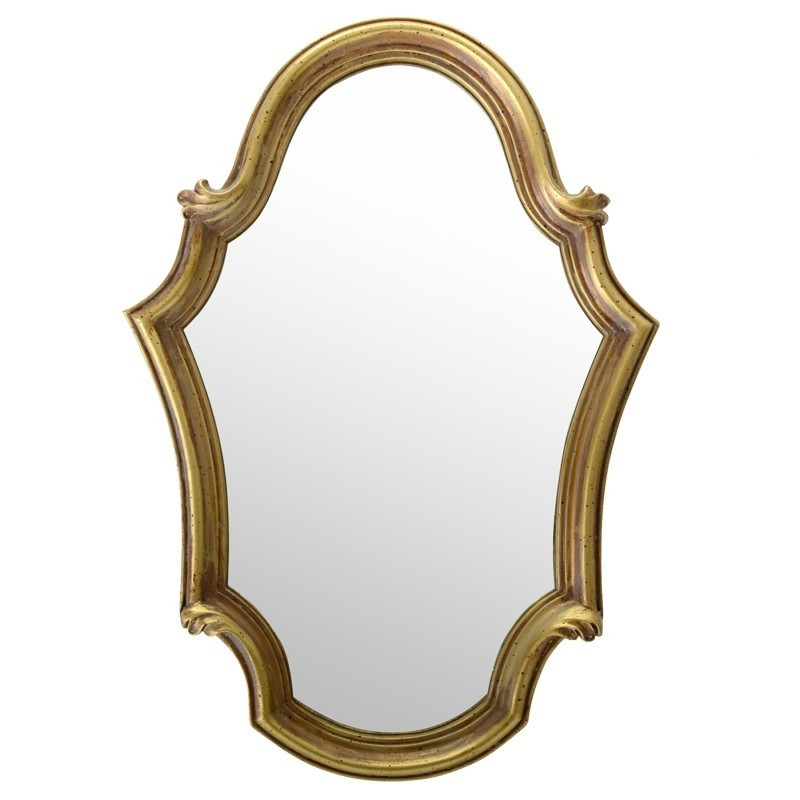 Lola derek espejo ovalado oro antiguo free images at for Espejo ovalado