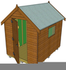 Garden Shed Clipart Image