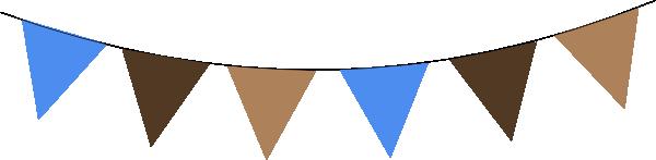 ผลการค้นหารูปภาพสำหรับ Colorful Triangle Flags