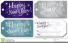 Happy Holidays And New Year Clipart Image