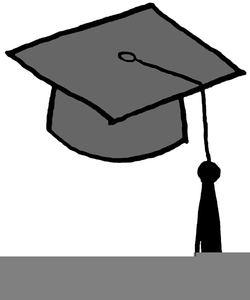 free clipart graduation cap gown free images at clker com vector rh clker com free graduation cap and gown clipart