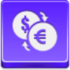 Free Violet Button Conversion Of Currency Image